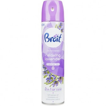 Osvěžovač Brait Relaxing Lavender 300ml