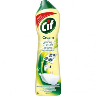 Cif cream citrus 500ml          (1021003)